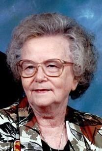 Ada Jean White obituary photo