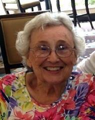Lucy Stapleton Hawkins obituary photo