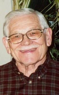 John G. Leutze obituary photo