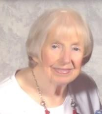 June Nelson Elliott obituary photo