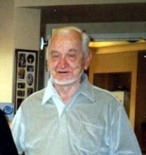 Walter Francis Javor obituary photo