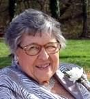 Hope Van der Smissen Smook obituary photo