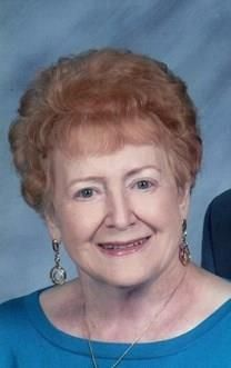 Marie Shirer McClure obituary photo