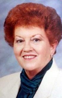 Mary Agnes Cooper obituary photo