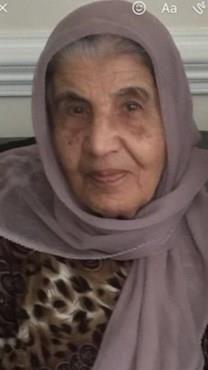 Aesha Hussaini obituary photo