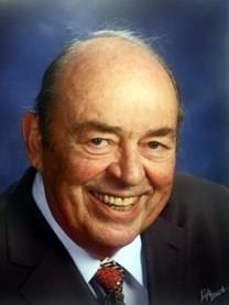William Conrad Binzer obituary photo