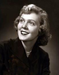 Gail Akers Thompson obituary photo