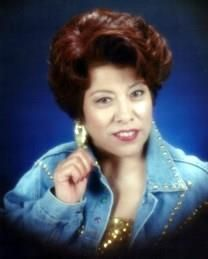 Maria Martinez Andreu obituary photo