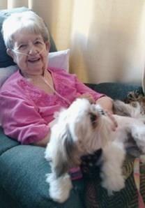 Willa Mae Gifford obituary photo
