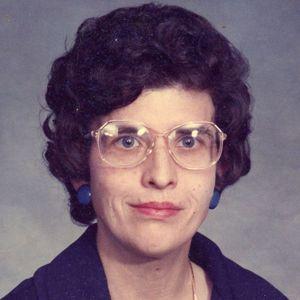 Shirley Ann Wright Obituary Photo