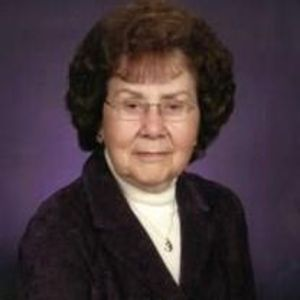 Gladys M. Harrison