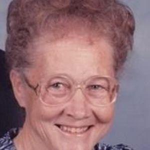 Edna Mae Carey