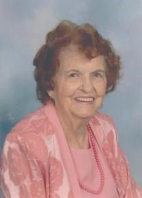Louise James obituary photo