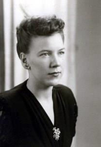 Lois Alfred Thompson obituary photo