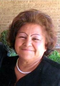 Lucy Lupe Romero obituary photo