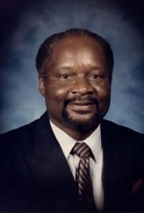 George Thurman Black obituary photo