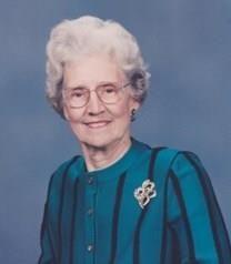 Eva E. Hammond obituary photo