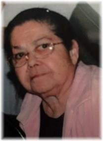 Rosaura Barajas obituary photo