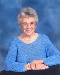 Winifred Maxine Woodruff obituary photo