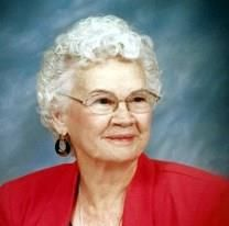 Eva Adell Parham obituary photo