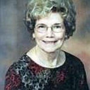 Margaret Ellen Harrell