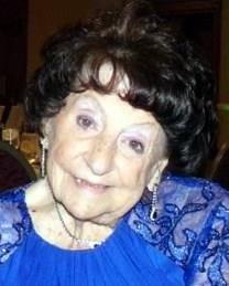 Florence Jack obituary photo