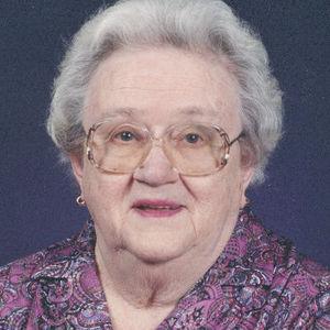 Elizabeth Powell Mattingly