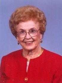 Mary E. Campbell obituary photo