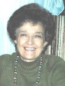 Gensie M. Bouffard obituary photo
