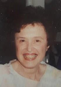 Genevieve Heafner Moore obituary photo