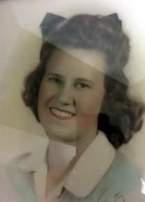 Wilma DiCicco obituary photo
