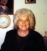 Cora Arvina Crump obituary photo