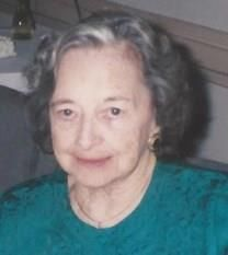 Louise B. NICHOLAS obituary photo