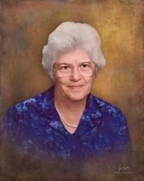 Betty Lou Milton obituary photo