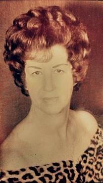 Inza Marie Green obituary photo