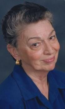 Ethel Andry McLeod obituary photo