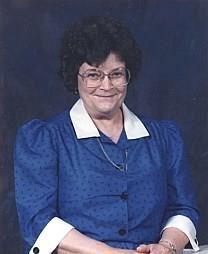 Rosa Muriel Langley obituary photo