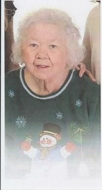 Joan Annabelle Powell obituary photo