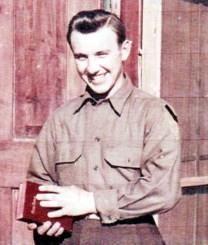Walter Henry Grosh obituary photo