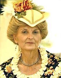 Elizabeth Diana Orton obituary photo