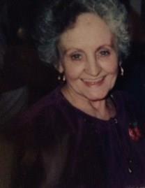 Anna Eleanor Pearson obituary photo
