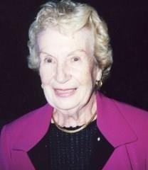 Alice M. McWeeney obituary photo