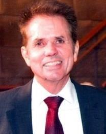 Thomas Burke obituary photo