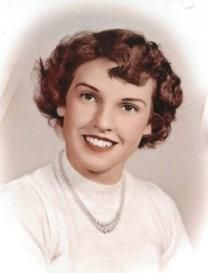 Frances Mary Leahy obituary photo