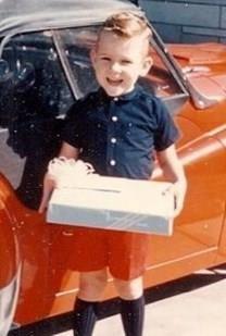 Gregory B. Ziegler obituary photo