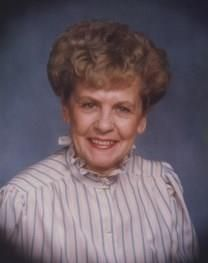 Betty Leonia Steele obituary photo