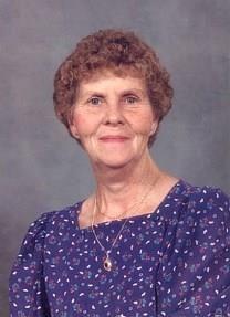 Jennie Vander Velde obituary photo