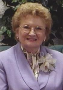 Josephine Wilma Douglas obituary photo