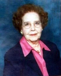 Miriam Thurmond Drewry obituary photo
