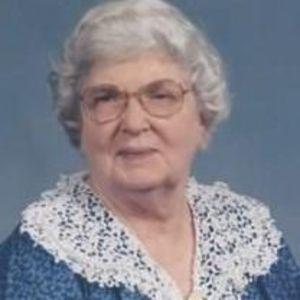 Jane Olean Bramlett